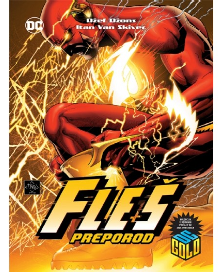 DC GOLD 11: Preporod