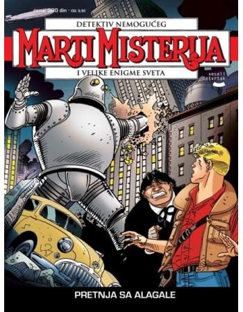 MARTI MISTERIJA 51: Pretnja...