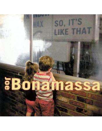 JOE BONAMASSA: So, It's...