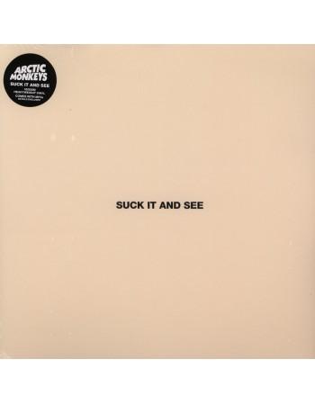 ARCTIC MONKEYS: Suck It And...