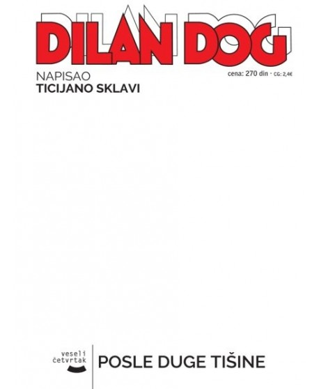 DILAN DOG 153: Posle duge tišine