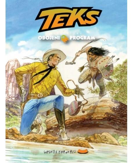 OBOJENI PROGRAM 40: Tex