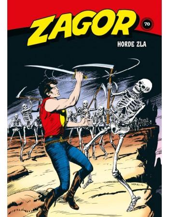 ZAGOR 70: Horde zla