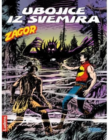 ZAGOR 295: Ubojice iz svemira