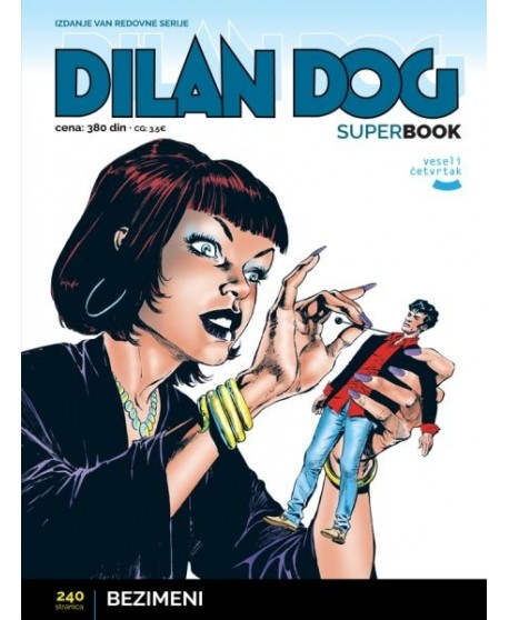 DILAN DOG SUPERBOOK 51