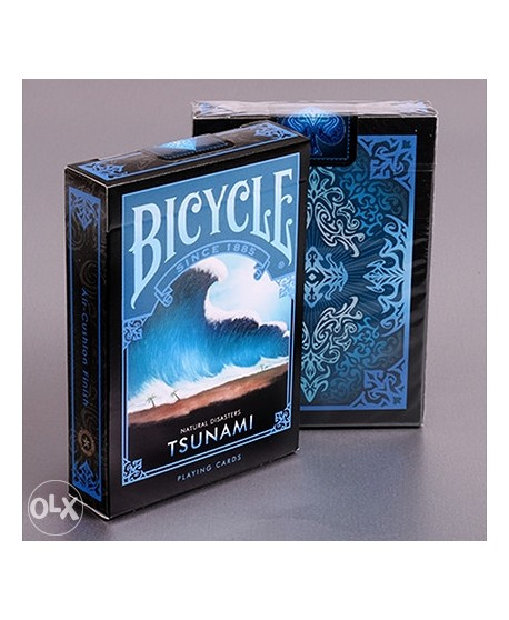 BICYCLE Tsunami