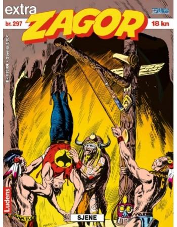 ZAGOR EXTRA 297 LUDENS