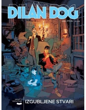 DYLAN DOG 154: Izgubljene...