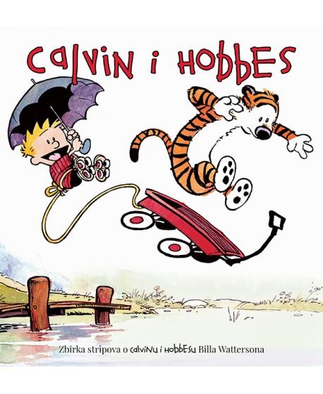 CALVIN I HOBBES 1