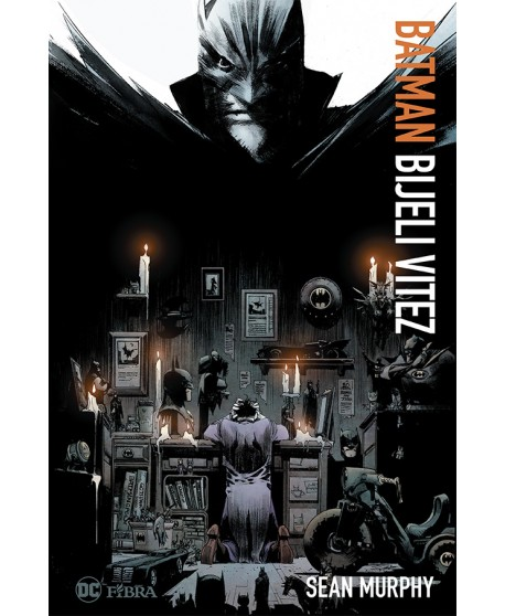 BATMAN 11 : BIJELI VITEZ