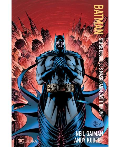 BATMAN 10 : Što se dogodilo s maskiranim zaštitnikom ?