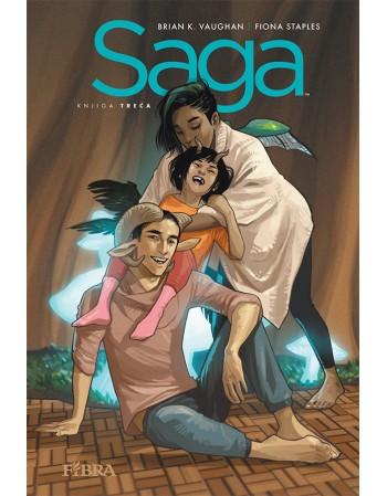 SAGA 3 : Knjiga treća