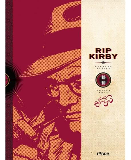 RIP KIRBY FIBRA Komplet 1-17