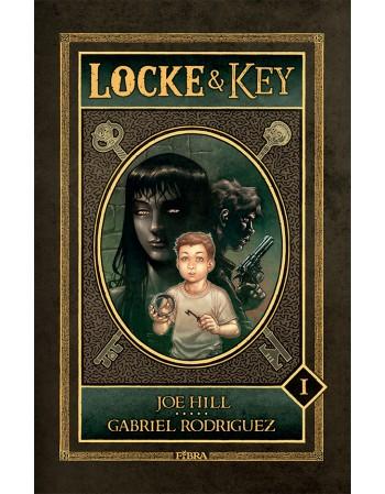 LOCKE & KEY FIBRA Komplet 1-3