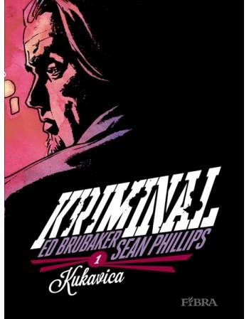 KRIMINAL FIBRA Komplet 1-4