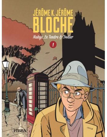 JEROME BLOCHE FIBRA Komplet...