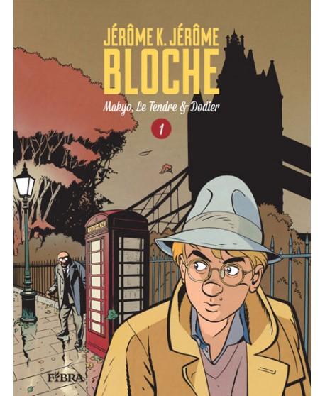 JEROME BLOCHE FIBRA Komplet 1-4