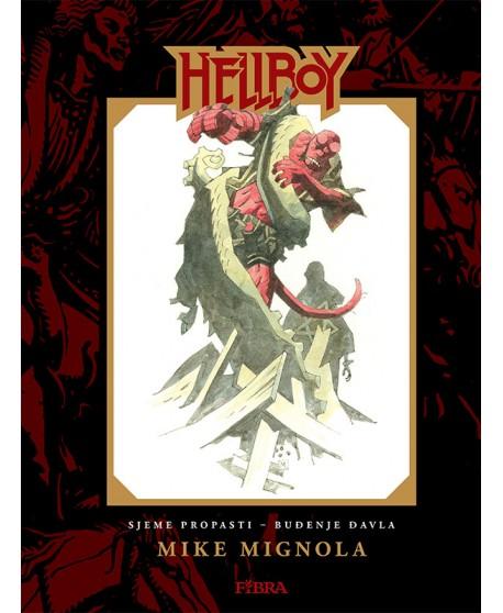 HELLBOY FIBRA Komplet 1-6