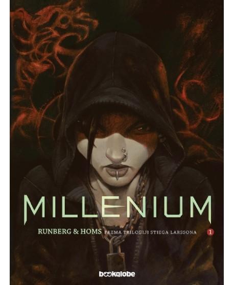 MILLENIUM BOOKGLOBE Komplet 1-6