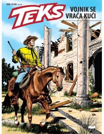 TEX 66: Vojnik se vraća kući