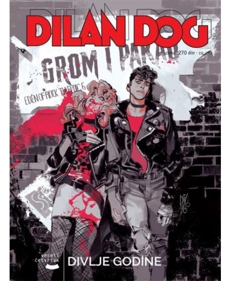 DILAN DOG 155 : Divlje godine