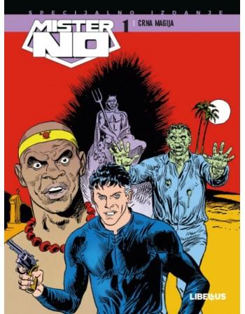 MISTER NO SPECIJAL 1: Crna...