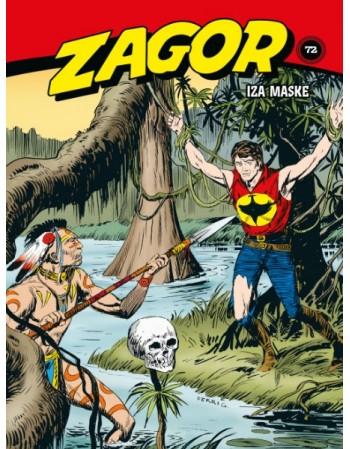 ZAGOR 72: Iza maske