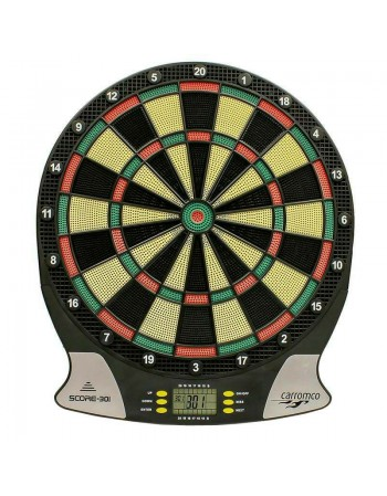 Electronic Dartboard Score 301