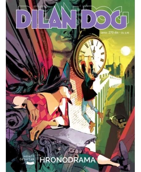 DILAN DOG 156: Hronodrama