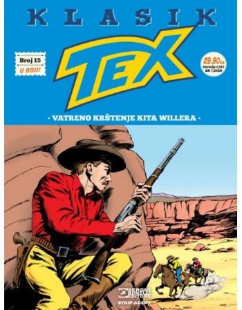 TEX KLASIK 15: Vatreno...
