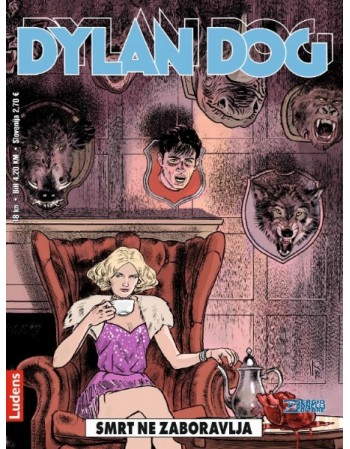 DYLAN DOG 176: Smrt ne...