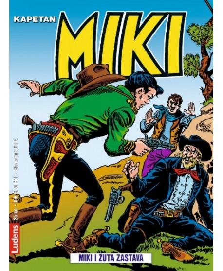 MIKI 46 : Miki i žuta zastava
