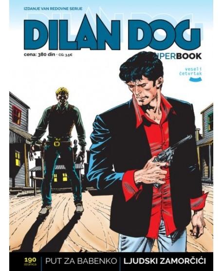 DILAN DOG SUPERBOOK 52 : Ljudski zamorčići