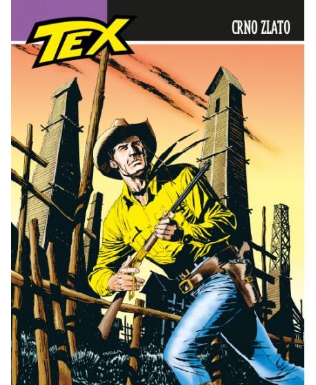 TEX WILLER 106 : Crno zlato