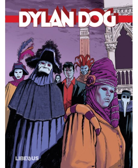 DYLAN DOG 42 : Tri puta nula