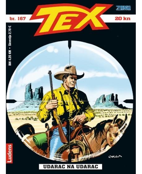 TEX 167: Udarac na udarac