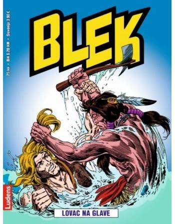 BLEK 88: Lovac na glave