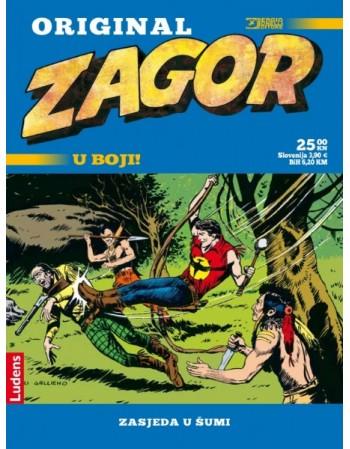 ZAGOR ORIGINAL 1 : Zasjeda...