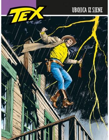 TEX 107 : Ubojica iz sjene