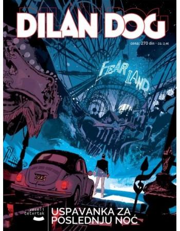 DILAN DOG 158 : Uspavanka...
