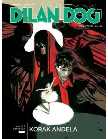 DILAN DOG 159 : Korak Anđela