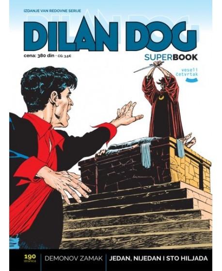 DILAN DOG SUPERBOOK 53 : Jedan, nijedan i sto hiljada