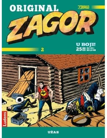 ZAGOR ORIGINAL 2: Užas