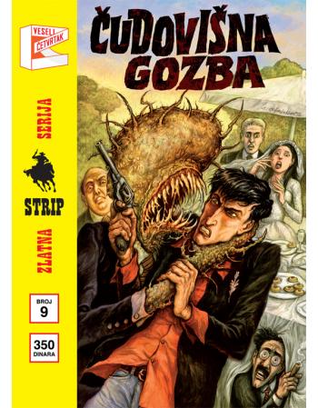 ZLATNA SERIJA 9 (retro cover)