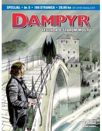DAMPYR SPECIJAL 5: Legenda...