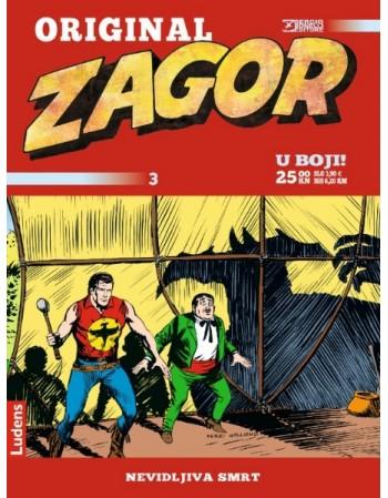 ZAGOR ORIGINAL 3:...