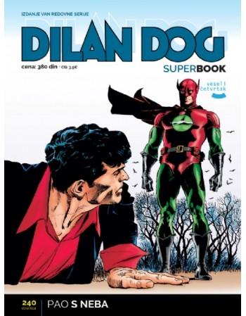 DILAN DOG SUPERBOOK 48