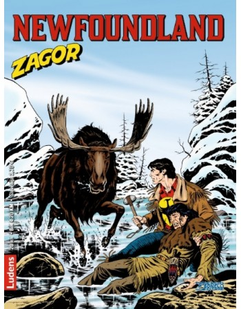 ZAGOR 299: Newfoundland