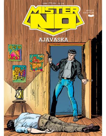 Mister No 76 : Ajavaska