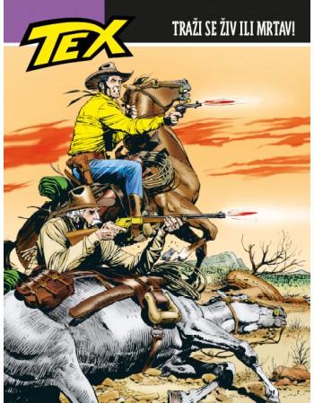 TEX 109 : Traži se živ ili...